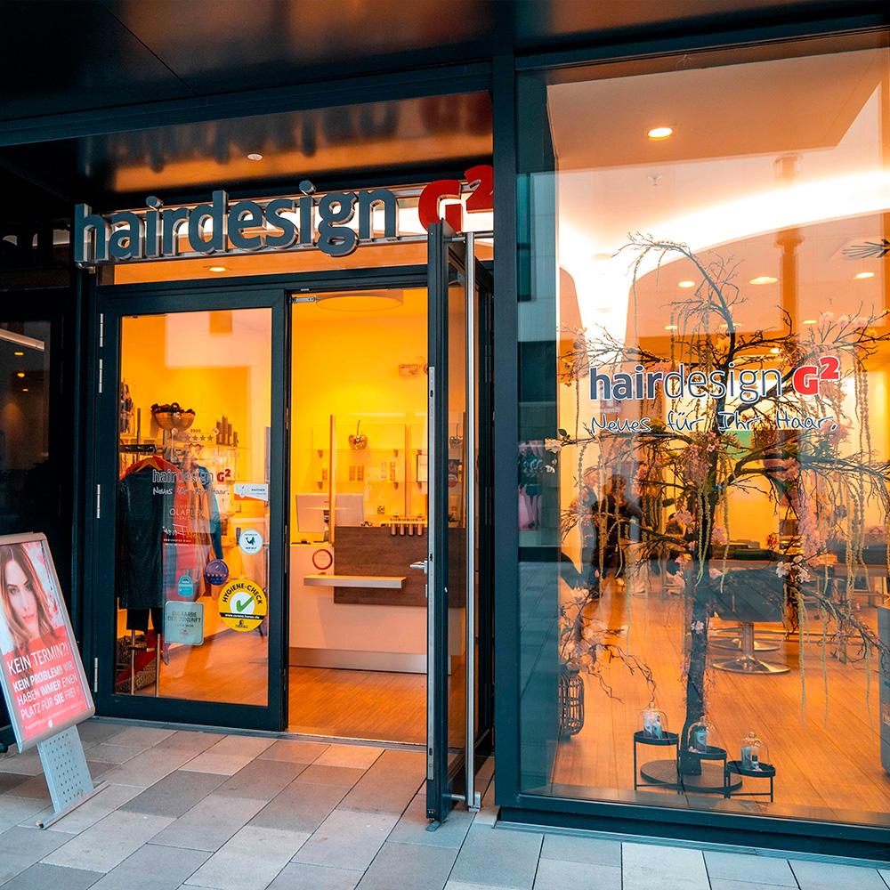 hairdesign G2 - Mein Friseur in Neuberg und Hanau